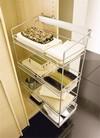 Наполнение для шкафов-купе (Гардеробная система «Universalistic»: цена образца: от 60 000 руб.)