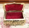 Шкатулка бронза, арт. 4185