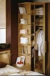 Спальня ELYSEE (цвет светлый дуб/клетка-дуб шоколадный)
