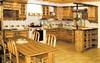 Кухня «Старая сосна»