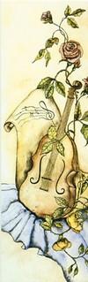 Витраж Decoro Violino